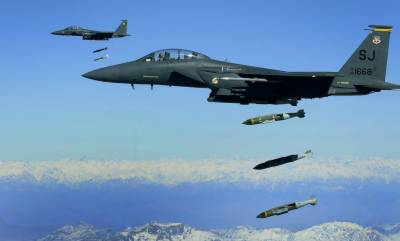 In a first, US Air Force conduct strikes on Taliban near China Border raising serious concerns