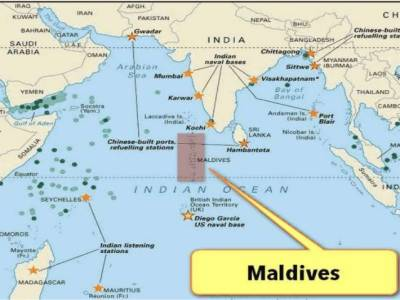 India must stay away from Maldives internal affairs, warns Chinese State Media