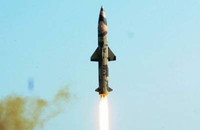 Indian Army test fires yet another short range Ballistic Missile