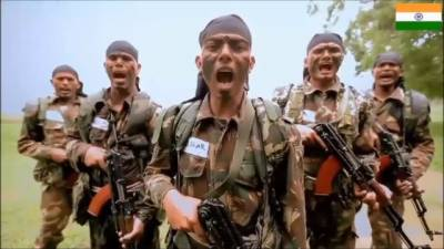 Indian BSF official commits suicide