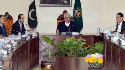 KP Governor calls for research based activities in educational institutions