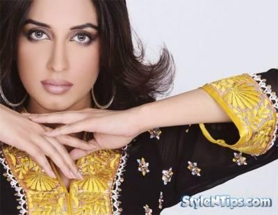 Model Eman Ali to produce a film