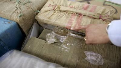 Pakistan Navy seizes 5000 kg narcotics in North Arabian Sea