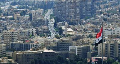 Russian consulate in Damascus comes under heavy mortar shelling
