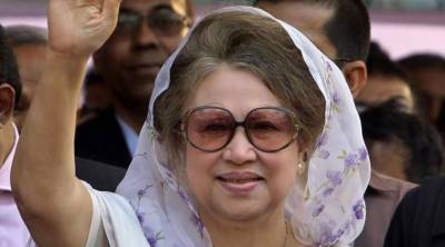 Security tightened in Bangladesh amid mounting tensions ahead of verdict against ex PM Khaleda Zia