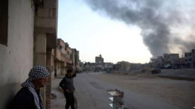 UN calls for ceasefire in Syria