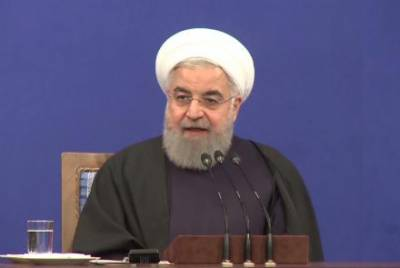 US Military Bases in Afghanistan fueling insecurity in entire region: Rouhani
