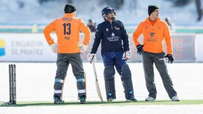 Afridi XI beats Sehwag XI in first ever Ice Cricket match