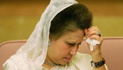 Bangladesh former premier Khaleda Zia convicted of corruption charges