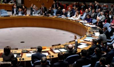 China asks Security Council to stay focused on key issues