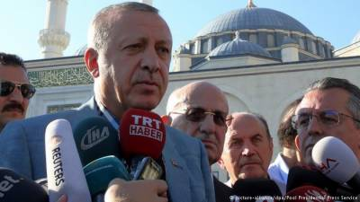 NATO Air Defence mission to stay deployed in Turkey: Erdogan