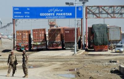 Pak-Afghan transit trade decline in year, 2017
