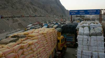 Pakistan Afghanistan border fencing not to affect transit trade
