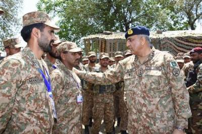Pakistan Army to retaliate back hard in case of any misadventures at borders