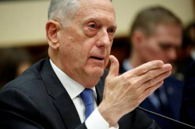 Pentagon to show military might to the world