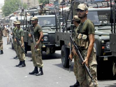 Punjab Rangers arrest 7 terrorists
