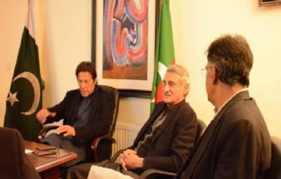 Seven PTI leaders submit papers for Senate polls