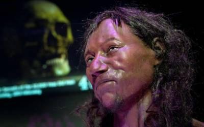 The first modern Briton had dark skin and blue eyes: Scientists