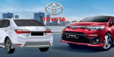 Toyota Indus ends production of Corolla GLI/XLI in Pakistan