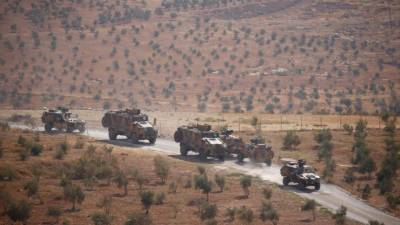 Turkey claims to have killed nearly 1000 terrorists in Afrin last month