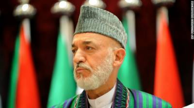 US not helping us rather hurting us: Former President Hamid Karzai
