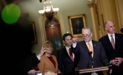 US Senate reaches two-year bipartisan budget deal: leaders