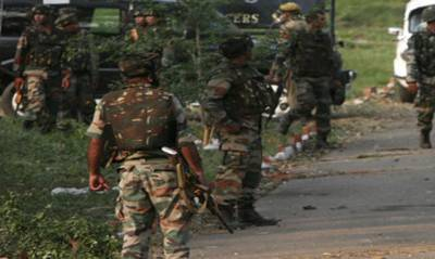 2 Indian army officers killed in Occupied Kashmir