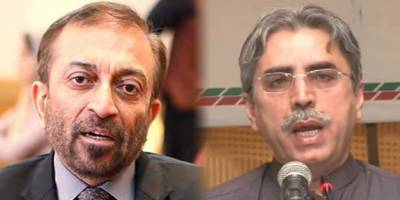 Another twist in MQM rift