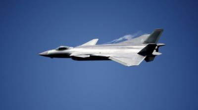 China says new stealth fighter put into combat service