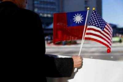 China says U.S. bill on Taiwan ties threatens stability