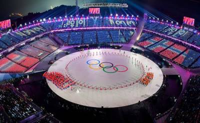 Cyber attack on South Korea Winter Olympics