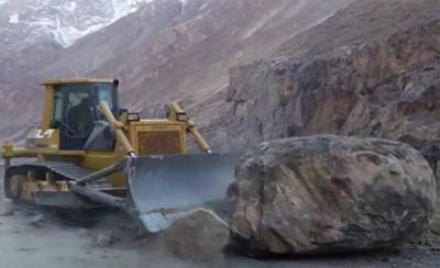 FWO starts work on strategic Skardu-Jaglot project