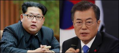 In a historic move North Korea's Kim invites South Korea's President to Pyongyang