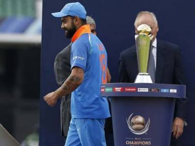 India to lose hosting for ICC 2021 Champions Trophy