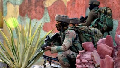 Indian Army Colonel hit in occupied Kashmir