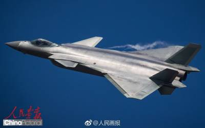 J 20 Stealth Fighter: China breaks US monopoly in the World