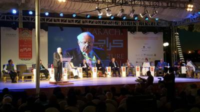 Karachi Literature Festival continues, brings variety of talent on one platform