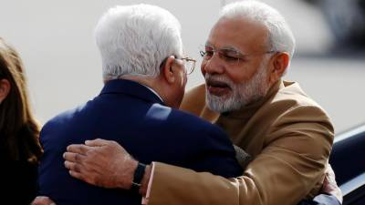 Modi's hypocritic foreign policy