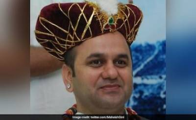Muslim emperor Aurangzeb Alamgir was a terrorist: BJP leader