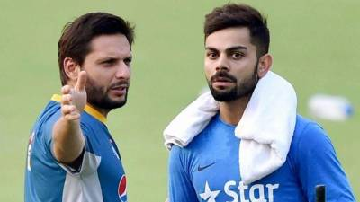 My relation with Virat Kohli is not dictated by India Pakistan rivalry: Shahid Afridi