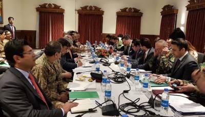 Pakistan Afghanistan mend fences