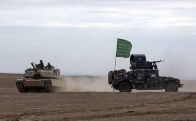 Pro-Iranian militia used US Abrams tanks in Syria: Pentagon