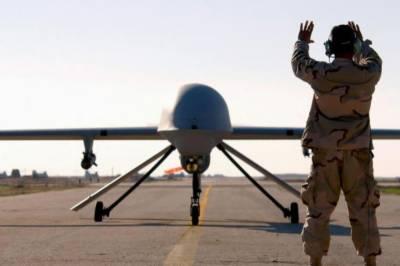 US drone strike along Pak Afghan border in Nangarhar