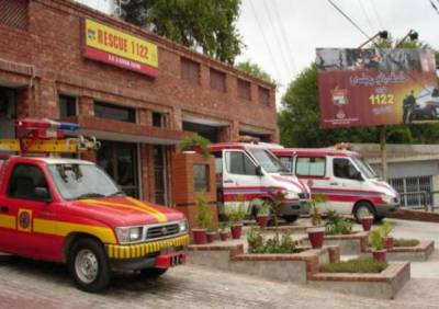 66,933 out of 75,604 emergency calls received were obnoxious: Rescue 1122