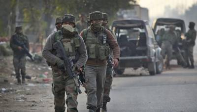 9 killed in occupied Kashmir Army Base attack and operation still on