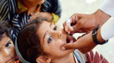 Anti-polio campaign begins in different parts of country tomorrow