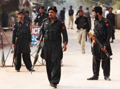 FC apprehends 20 suspected terrorists during IBOs in Balochistan