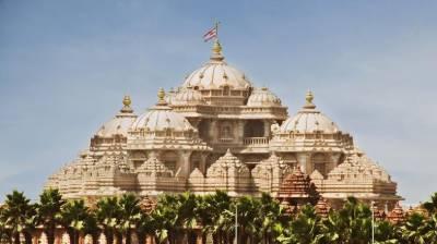 First ever Hindu stone Temple in Abu Dhabi