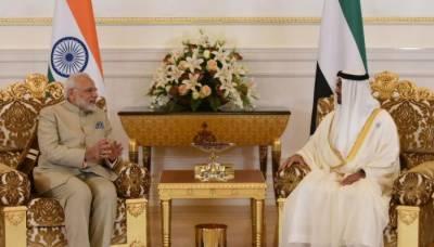 India UAE ink 5 agreements