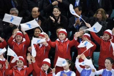 Joint Olympic team makes history for two Koreas